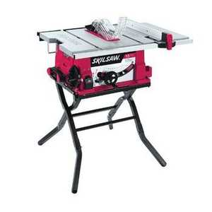 Skil 3410-02 10 in Table Saw With Folding Stand