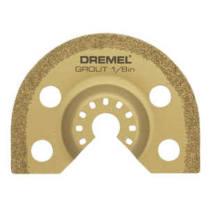 Dremel MM500 Grout Removal Blade 1/8 in