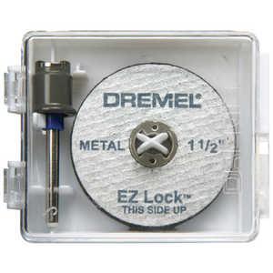 Dremel EZ406 Ez Lock Starter Kit