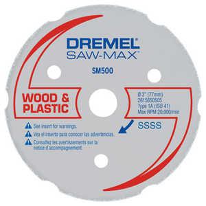 Dremel SM500 Wheel Carbide Multi Purp