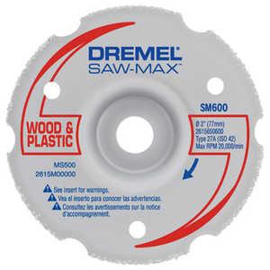 Dremel SM600 Wheel Carbide Flush Cut M Purp