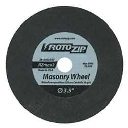 Rotozip RZMAS2 Cut Off Wheel For Masonry