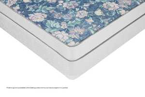 Sleep, Inc CRAZY QLT TWN S Crazy Quilt Innerspring Twin Mattress And Foundation Set