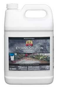 H&C Concrete 50.060004-16 Etching Solution Surface Prep Gal