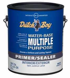 Dutch Boy 1.0029220-16 Primer/Sealer Multi-Purpose Interior/Exterior Gallon
