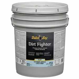 Dutch Boy 1.DB51703-20 Dirt Fighter Exterior Latex Paint Flat Base M5-Gallon
