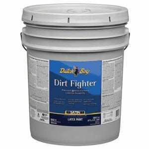 Dutch Boy 1.DB58603 Dirt Fighter Interior Latex Paint Satin Tint Base 5-Gallon