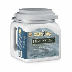 Dutch Boy 1.0DB2000 Dimensions Interior Acrylic Paint Granite Gallon