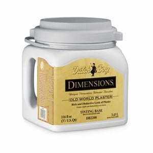 Dutch Boy 1.0DB2200 Old World Plaster Base Tint Gallon