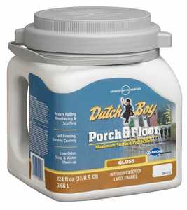 Dutch Boy 1.0DB7811-16 Interior/Exterior Latex Porch And Floor Paint White Gallon