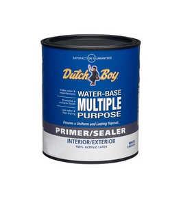 Dutch Boy 1.0029220-44 Primer/Sealer Interior /Exterior M Purpose Qt