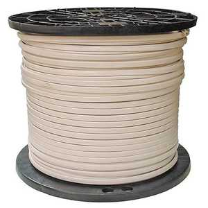 Southwire 28827401 14/2 Nm-B Electrical Cable With Ground 1000 ft