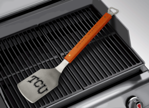 Sportula Products 7014708 Texas Christian University Grilling Spatula