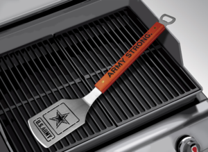 Sportula Products 7010359 United States Army Grilling Spatula