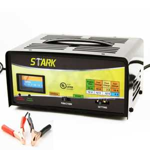 STARK INDUSTRIAL TOOLS 21521 10/2/55a Battery Charger