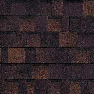 Owens Corning BC23 Oakridge Pro30 Roof Shingles Brownwood