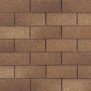 Owens Corning SA11 Supreme Fiberglas Roof Shingles Desert Tan