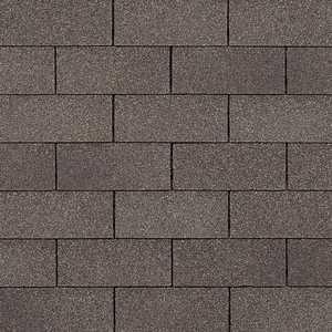 Owens Corning SA30 Supreme Fiberglas Roof Shingles Driftwood