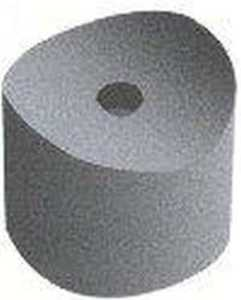 STEPHENS PIPE & STEEL ADAPTER 1- 3/8 in Concave Rail End Adapter for Chain Link Fences