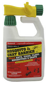 SUMMIT CHEMICAL CO 010-12 Mosquito & Gnat Barrier