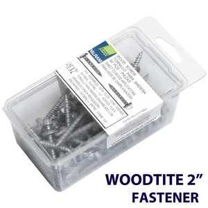 Palram Americas 92523 Woodtite 2 in Fastener 50pcs