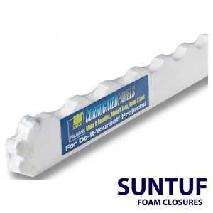 Palram Americas 92520 Suntuf Horizontal Foam Closures