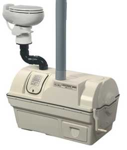 Sun-Mar Corp 2000 NE Non Electric High Capacity Composting Toilet System