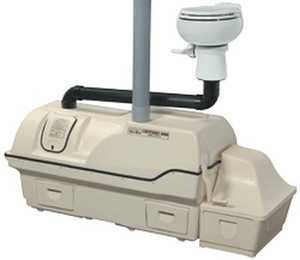 Sun-Mar Corp 3000 NE Centrix 3000 Non-Electric Ultra High Capacity Composting Toilet System