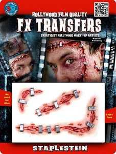 Tinsley Transfers Inc. FXTM-517 Staplestein Temporary Tattoo