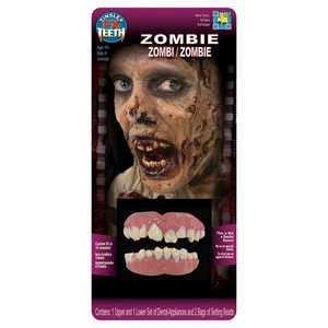Tinsley Transfers Inc. TH-400 Zombie Teeth Fx