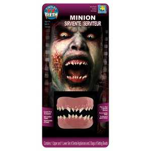 Tinsley Transfers Inc. TH-406 Minion Teeth Fx