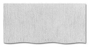 GAF WAVY Purity Fiber Cement Shingle - Wavy Edge 12 x 24 18 Pc Bundle