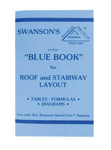 Swanson Tool Co P0110 Little Blue Book