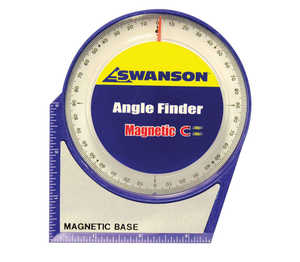 Swanson Tool Co AF006M Magnetic Angle Finder