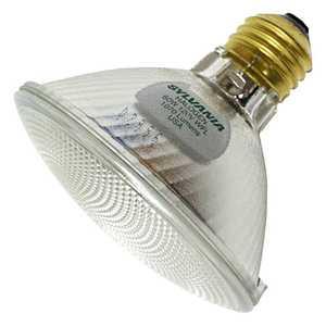 Sylvania/Osram/LEDVANCE 16129 Tungsten Halogen Silver Reflector Lamp 60w Wide Flood Beam