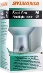 Sylvania/Osram/LEDVANCE 14842 50w Incandescent Bulb Plant Gro Reg Base Reflective