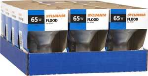 Sylvania/Osram/LEDVANCE 15148 60w Incandescent Flood Bulb 4 In Reg Base 1pk