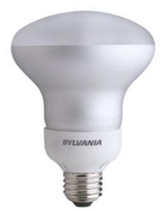 Sylvania/Osram/LEDVANCE 28954 15-Watt Soft White Br30 Reflector CFL Light Bulb