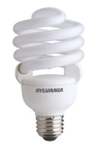 Sylvania/Osram/LEDVANCE 29453 24-Watt Soft White Dimmable Twist CFL Light Bulb