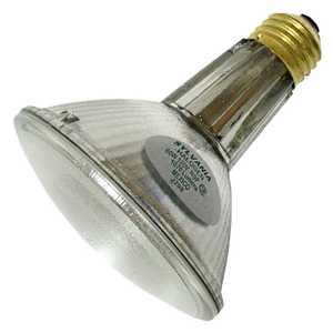 Sylvania/Osram/LEDVANCE 16166 Tungsten Halogen Silver Reflector Lamp 60w Spot Beam