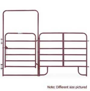 Tarter Farm and Ranch EWR84-ECO 4 ft Gate /8 ft Corral Panel