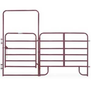 Tarter Farm and Ranch EWR64-ECO 4 ft Gate /6 ft Corral Panel