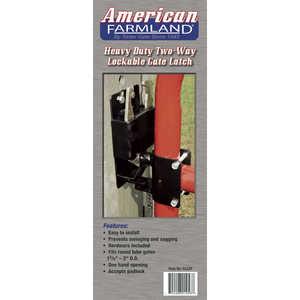 Tarter Farm and Ranch GL22P Latch Gate Lockable 2Way Heavy Duty