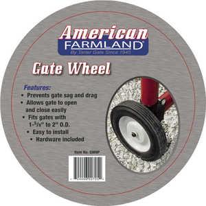 Tarter Farm and Ranch GWHP Gate Wheel
