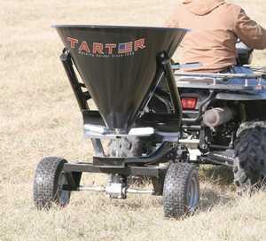 Tarter Farm and Ranch ATVS Atv Spreader/Trail Feeder