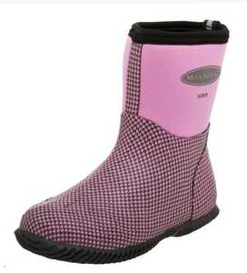 Muck Boot Company SCB403 Scrub Boot Dusty Pink 9w