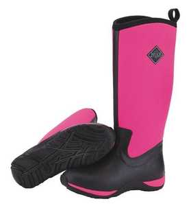 Muck Boot Company WAA-404 Womens Arctic Adventure Boot Hot Pink 9