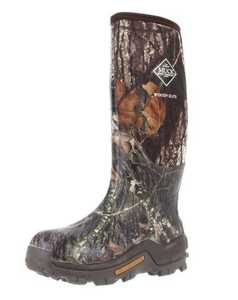 Muck Boot Company WDE-MOBU Woody Elite Camo Boot 12m/13w