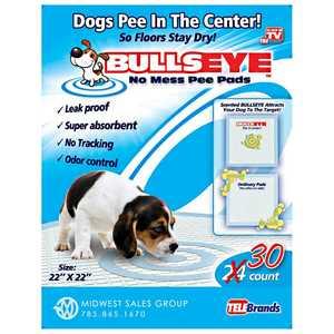 Telebrands 7858-6 Bullseye Pee Pad