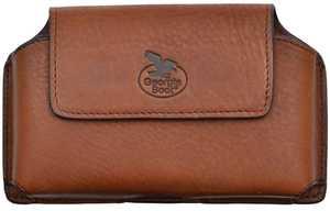 3D Belt Company, LP GBP117 Georgia Brown Large Smartphone Holder